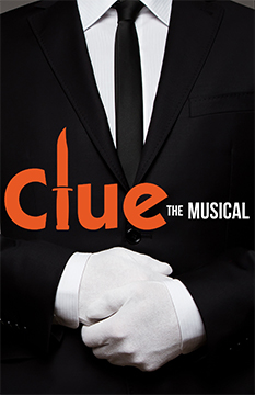 Clue the Musical Poster
