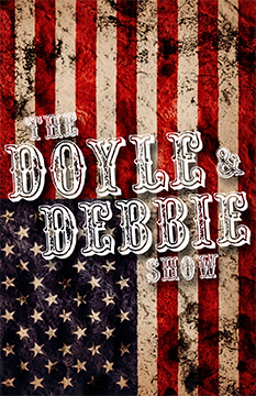 DOYLE & DEBBIE POSTER